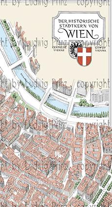 Wienplan Ausschnitt